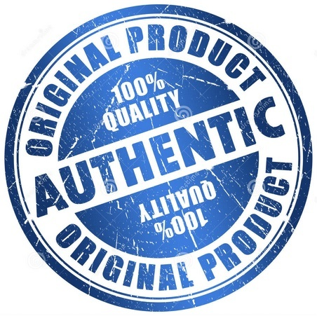 Stamp graphic using the word authentic by Arkadi Bojašinov via dreamstime.com.